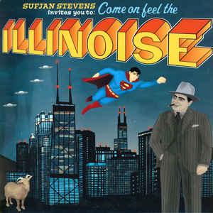 Sufjan Stevens - Illinois - Album Cover