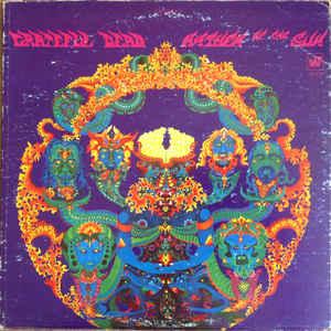 The Grateful Dead - Anthem Of The Sun - Album Cover