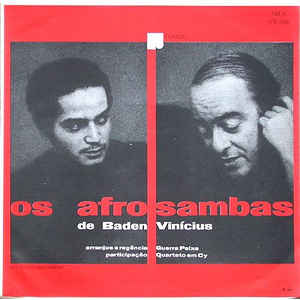 Os Afro Sambas - Album Cover - VinylWorld