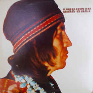 Link Wray - Album Cover - VinylWorld