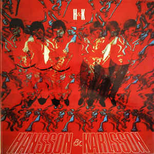 Hansson & Karlsson - Monument - Album Cover