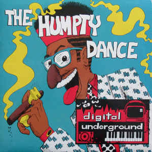 Digital Underground - The Humpty Dance - Album Cover