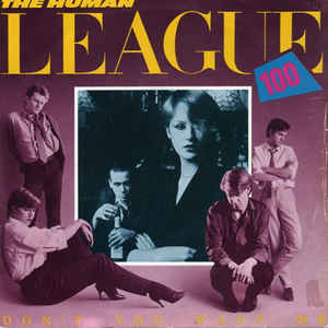 The Human League - Don't You Want Me - Album Cover