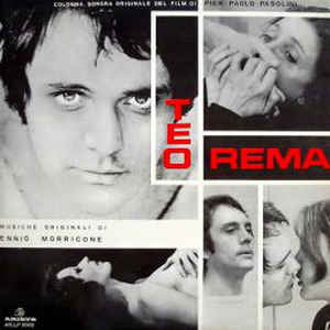 Ennio Morricone - Teorema (Colonna Sonora Originale Del Film) - Album Cover
