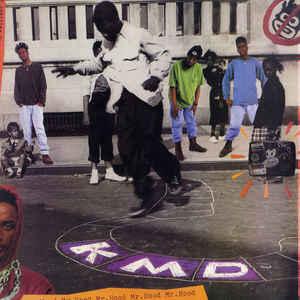 KMD - Mr. Hood - Album Cover