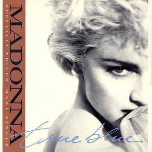 Madonna - True Blue - VinylWorld