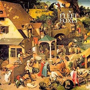 Fleet Foxes - Fleet Foxes - Album Cover