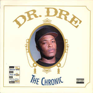 Dr. Dre - The Chronic - Album Cover