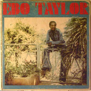 Ebo Taylor - Album Cover - VinylWorld