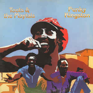 Funky Kingston - Album Cover - VinylWorld