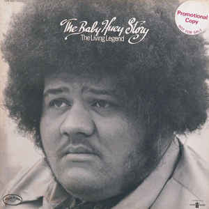 The Baby Huey Story - The Living Legend - Album Cover - VinylWorld