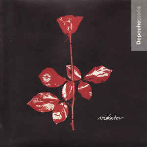 Depeche Mode - Violator - Album Cover