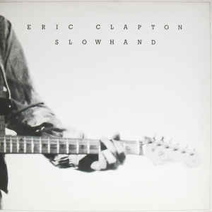 Eric Clapton - Slowhand - Album Cover