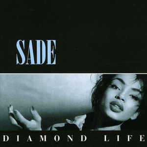 Sade - Diamond Life - Album Cover