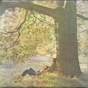 John Lennon / Plastic Ono Band - Album Cover - VinylWorld