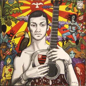 Jorge Ben  - Album Cover - VinylWorld