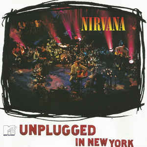 MTV Unplugged In New York - Album Cover - VinylWorld