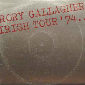 Rory Gallagher - Irish Tour '74 - Album Cover