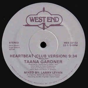 Taana Gardner - Heartbeat - VinylWorld