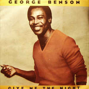 George Benson - Give Me The Night - Album Cover