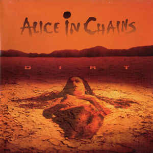 Alice In Chains - Dirt - Album Cover