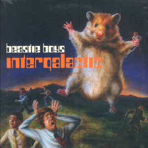 Beastie Boys - Intergalactic - Album Cover