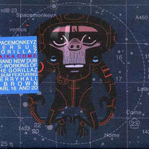 Spacemonkeyz - Laika Come Home - Album Cover