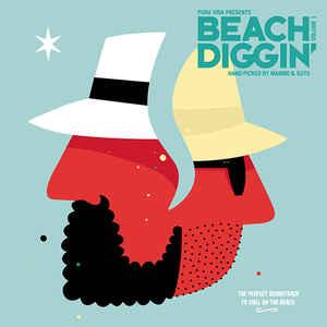 Various - Pura Vida Presents: Beach Diggin' Volume 1 - Album Cover