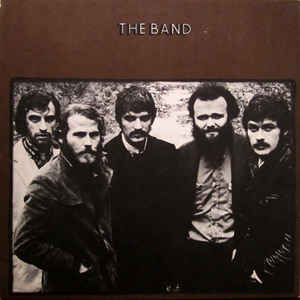The Band - The Band - Album Cover
