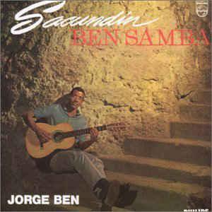 Jorge Ben - Sacundin Ben Samba - Album Cover