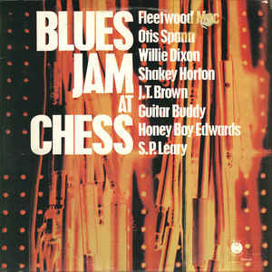 Fleetwood Mac - Blues Jam At Chess - Album Cover