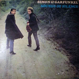 Simon & Garfunkel - Sounds Of Silence - Album Cover