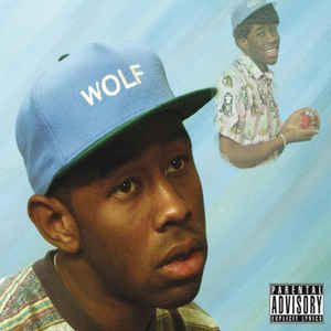 Tyler, The Creator - Wolf - Album Cover