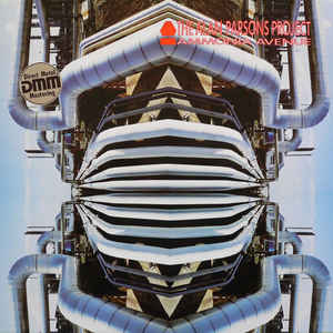The Alan Parsons Project - Ammonia Avenue - Album Cover