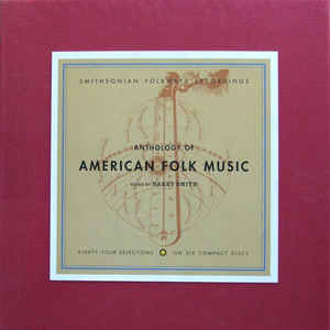 Anthology Of American Folk Music - Album Cover - VinylWorld