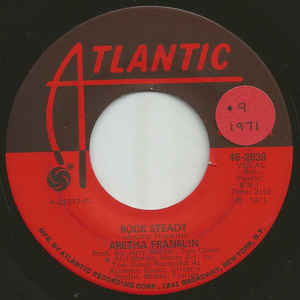 Aretha Franklin - Rock Steady - Album Cover