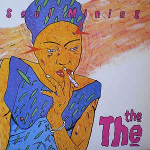 The The - Soul Mining - Album Cover