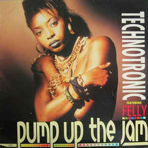 Pump Up The Jam - Album Cover - VinylWorld