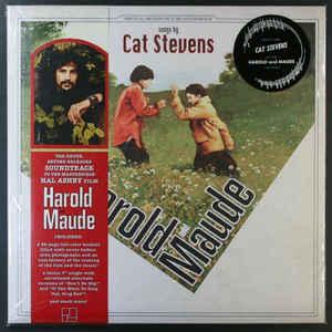 Cat Stevens - Harold And Maude - Album Cover
