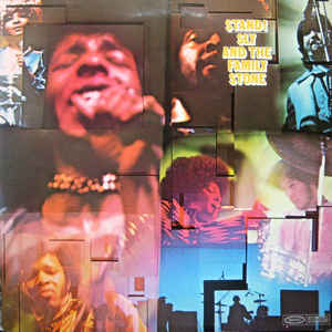 Sly & The Family Stone - Stand! - Album Cover