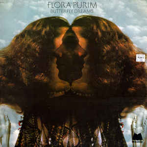 Flora Purim - Butterfly Dreams - Album Cover