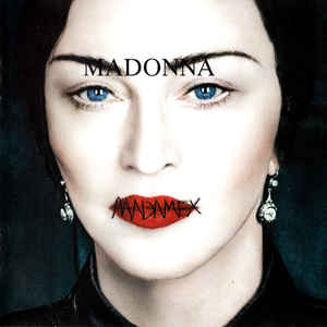 Madonna - Madame X - Album Cover