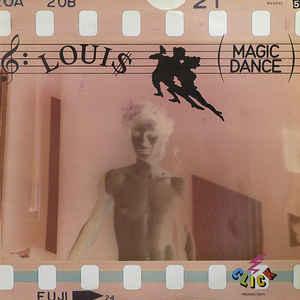 Magic Dance - Album Cover - VinylWorld