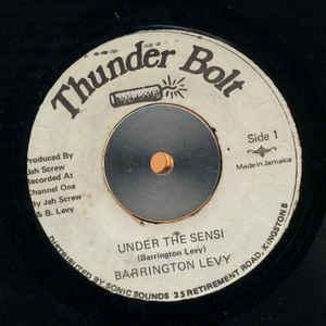 Under The Sensi - Album Cover - VinylWorld