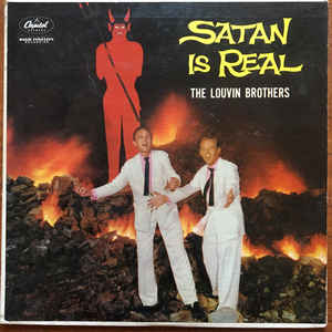 Satan Is Real - Album Cover - VinylWorld