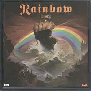 Rainbow Rising - Album Cover - VinylWorld