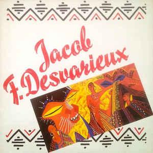 Jacob F. Desvarieux - Album Cover - VinylWorld