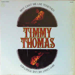 Timmy Thomas - Why Can't We Live Together - VinylWorld