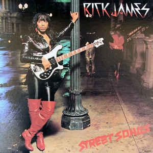 Rick James - Street Songs - Album Cover