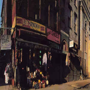 Beastie Boys - Paul's Boutique - Album Cover